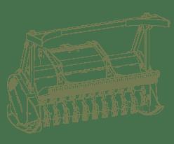 Мульчеры для тракторов