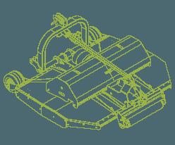 Роторные косилки