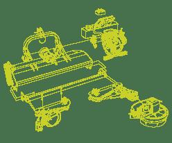 Zubehör für die Unterstock-Bodenpflege